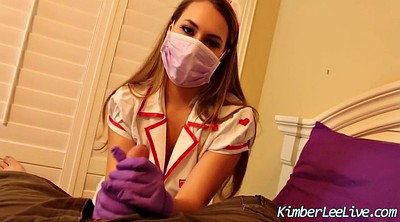 Nurse, Gloves, Glove handjob