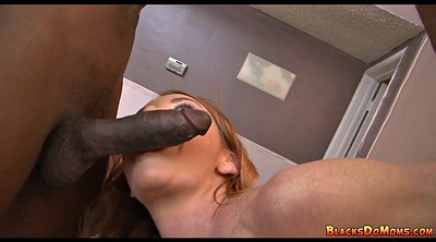 Mother, Milf mother, Interracial gangbang