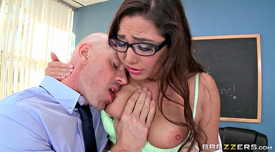 Uniform, Karlee grey, Big tits teacher, Classroom, Teen big, Teacher boobs