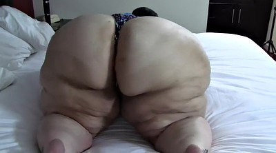 Solo bbw, Ass shaking