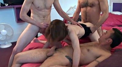 Creampie gangbang, German creampie, Gangbang creampie, French creampie, Roleplay