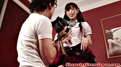 Japanese masturbation, Newhalf, Japanese shemale, Japanese cosplay