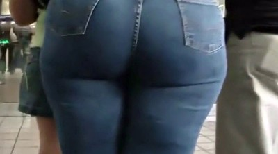 Jeans, Phat ass