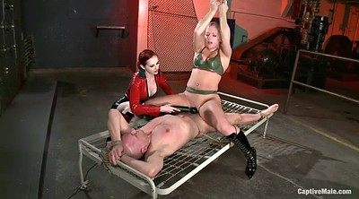 Mistress handjob, Pain, Blindfold, Mistress, Blindfolded, Painful