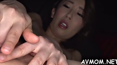 Japanese mom, Asian mature