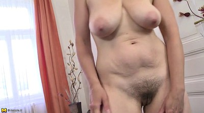 Hairy granny, Saggy, Saggy tits, Mature mom, Granny mom, Saggy mom