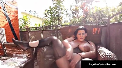 G queen, G-queen, Anal toy, Anal big dildo, Angelina castro