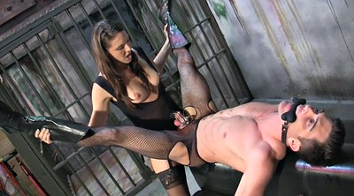 Pegging, Chastity, Strapon, Peg, Pegged, Femdom licking
