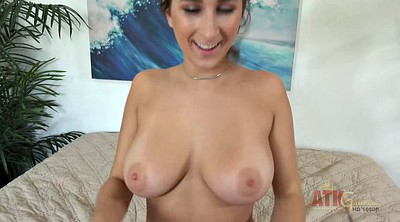 Solo girl, Natural tits, Big natural tits