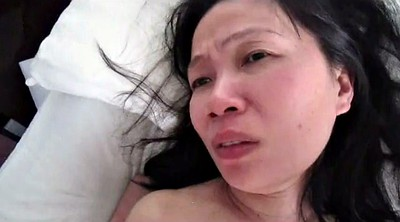 Asian wife, Asian cum