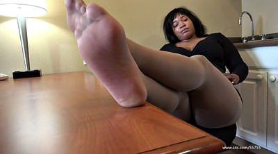 Office feet, Pantyhose feet, Nylons, Nylon feet, Office pantyhose