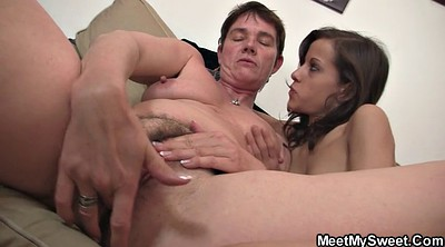 Mom, Moms, Grannies, Teach, Old mature, Mature threesome