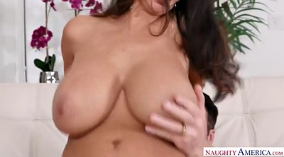 Ava addams, Mature blowjob, Bouncing tits, Enormous tits, Addams, Mature french