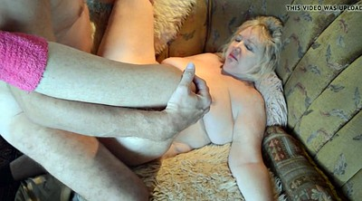 Granny, Videos, Hairy mature