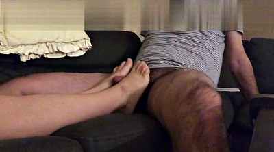 Wife, Feet fuck, Foot fucking