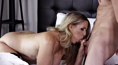 Julia ann, Julia, Bigtits, My son, Milf son, Son friends