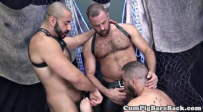 Mature, Rimming, Bear, Swing