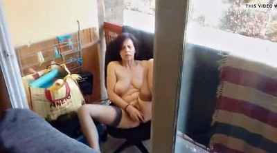 Saggy, Saggy tits, Hairy mature, Flashing