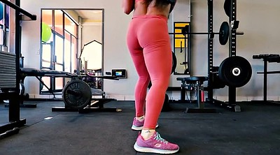 Gym, Mature big ass