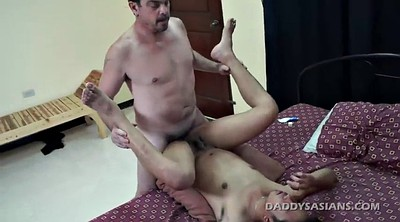 Dad, Gay daddy, Asian young