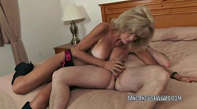 Cougars, Mature boots, Blacked milf