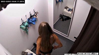Spy, Czech amateurs, Changing room