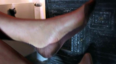 Nylon handjob, Nylons, Fashion