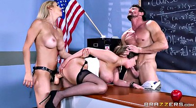 Strapon, Alexis fawx, Teacher threesome, Brooklyn chase
