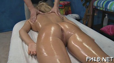 Oil, Hot granny, Massage hot