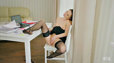 Stockings solo