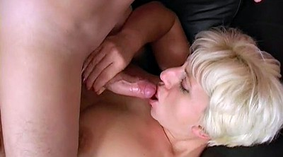 Russian mom, Russian mature