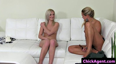 Show, Agent, Show pussy, Casting agent