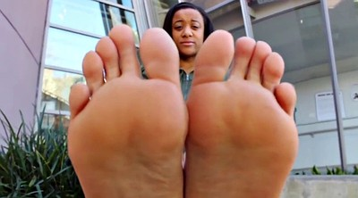 Foot fetish, Sole