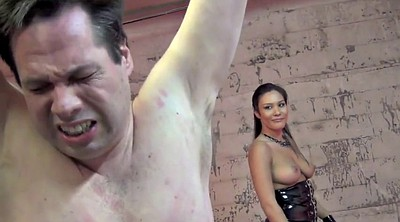 Whipping, Whipped, Asian femdom