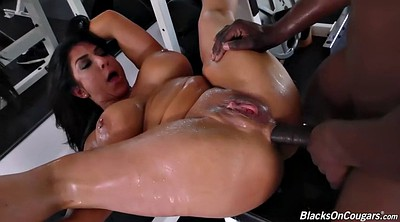 Mandingo, Licking squirt, Milf squirt, Sweat, Black foot