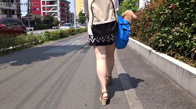 Walking, Walk, Japanese leg