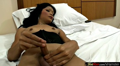 Thai small, Teen thai, Mature shemale