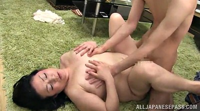 Asian mature, Hairy mature