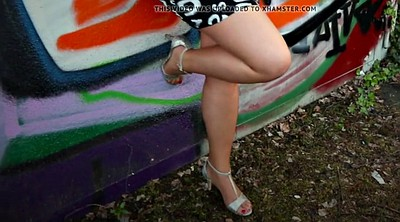 Foot, Nylon feet, Nylon, Nylons
