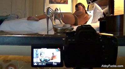 Behind the scene, Abigail mac, Funny, Behind the scenes