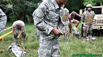 Muscle, Orgy, Army