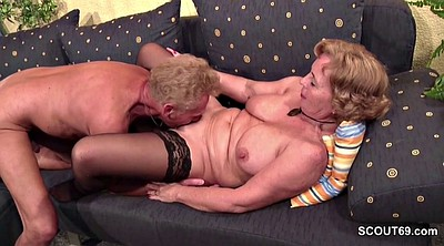 German mature, Mature casting