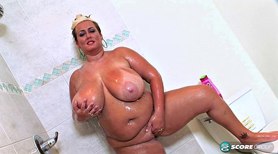 Solo milf, Bbw solo, Solo shower, Ugly