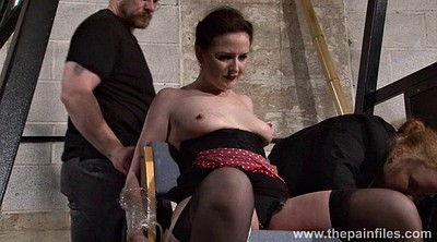 Spanking, Tied, Screaming, Chair