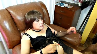 Crossdresser, Crossdressers, Anal milf, Latino gay