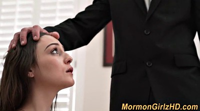 Teen fingering, Mormon