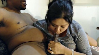 Asian black, Wife sucks