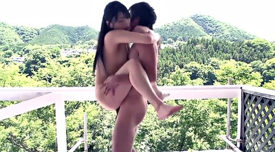 Japanese, Creampie japanese, Asian outdoor, Missionary creampie, Double pussy