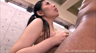 Japanese big tits, Japanese interracial, Hair fetish, Japanese big