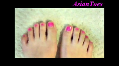 Korean feet, Korean foot, Asian show, Asian fetish, Kristina, Korean sexy